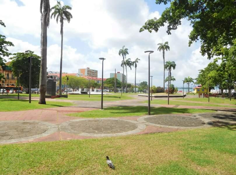 Pointe-à-Pitre, en Guadeloupe