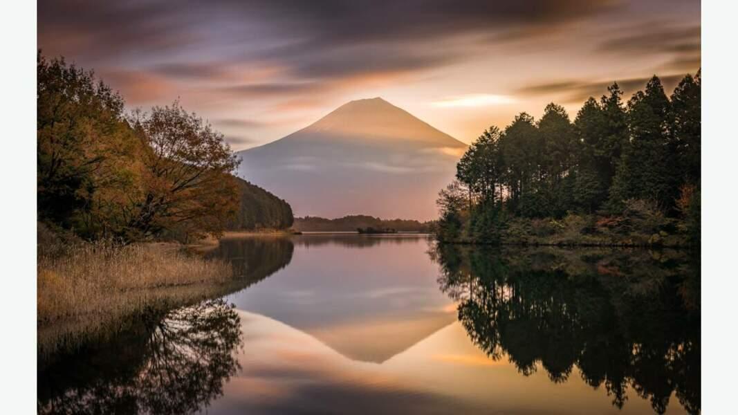 Le lac Tanuki