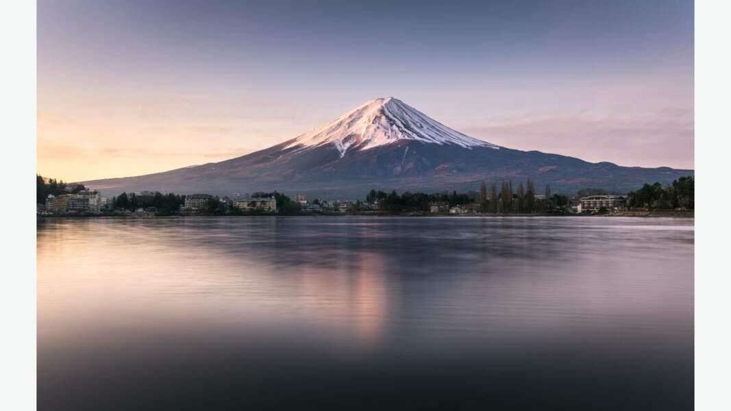 La beauté du mont Fuji