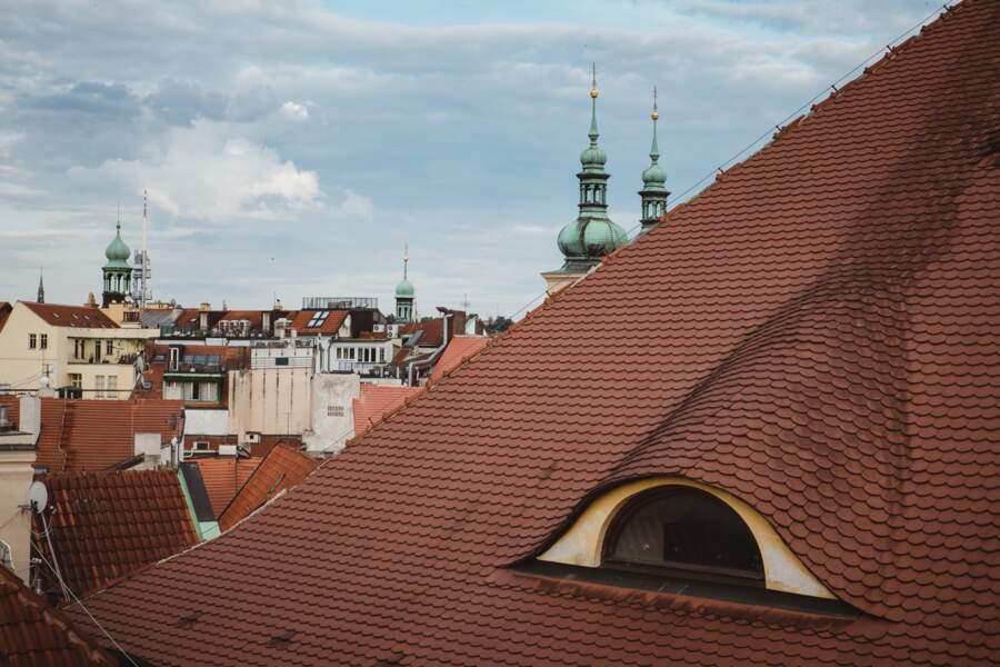 Prague, la ville aux cent clochers