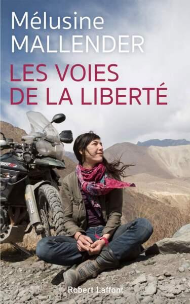 A moto sur les voies de la liberté