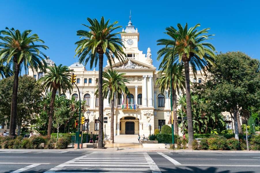 6. Malaga