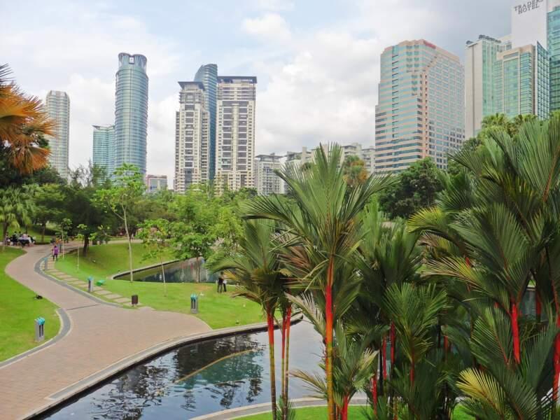 8. Kuala Lumpur