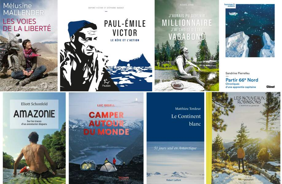 Découvrez aussi notre sélection de livres d'aventure