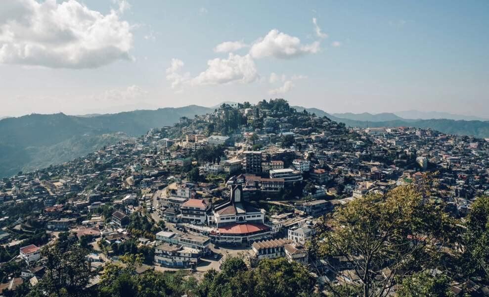 L'épicentre culturel du Nagaland
