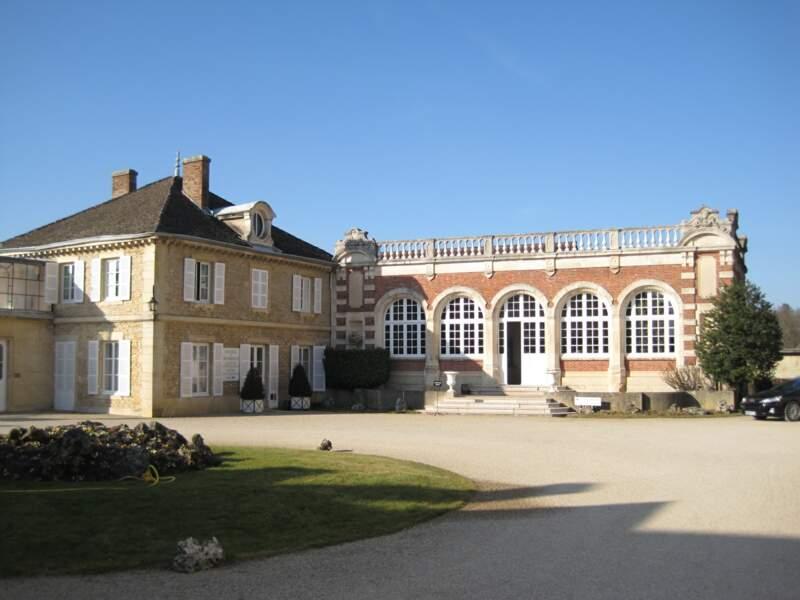 Le château de Meursault, en Bourgogne