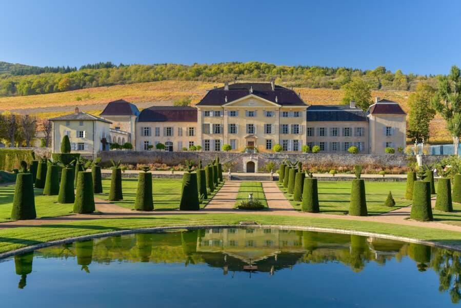 Le château de la Chaize, dans le Rhône