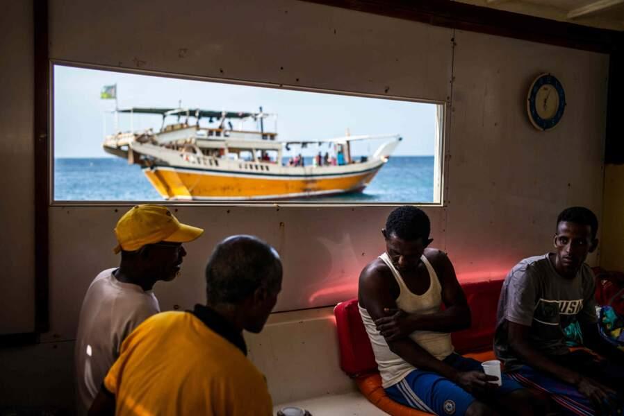 Le tourisme dans la mer Rouge