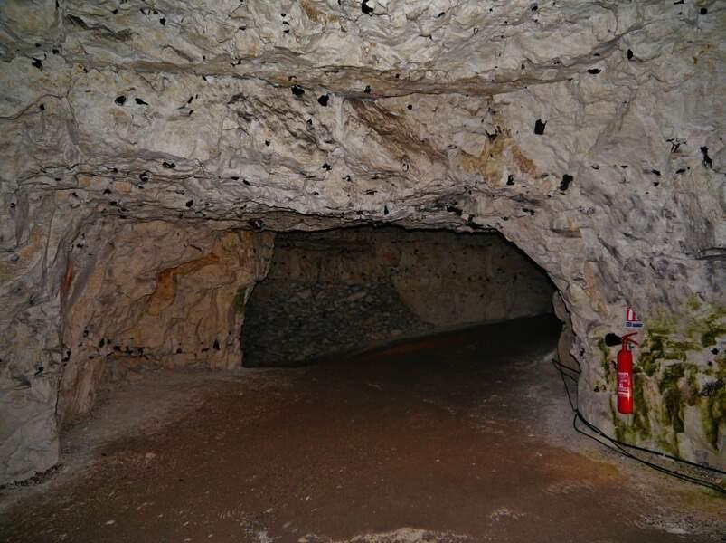 Ville souterraine de Naours