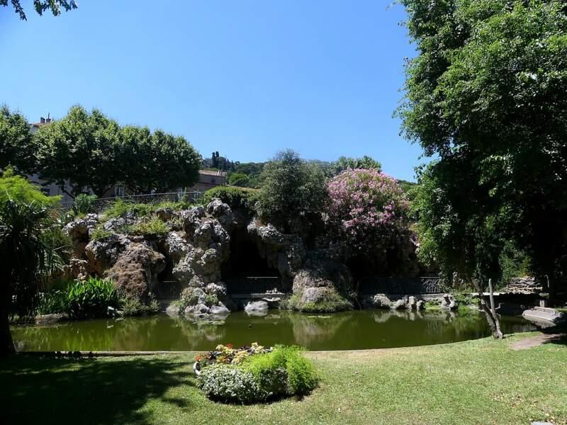 Jardin du Château d'eau