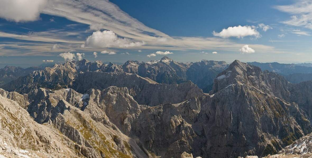 Le parc national du Triglav