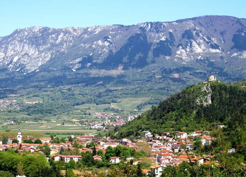 La vallée de Vipava