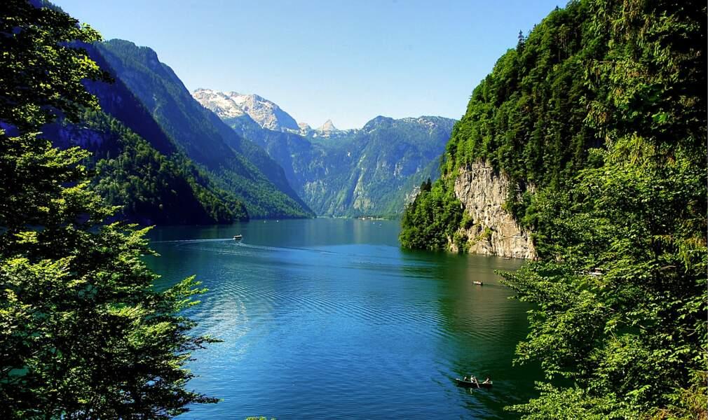 Le lac de Königssee