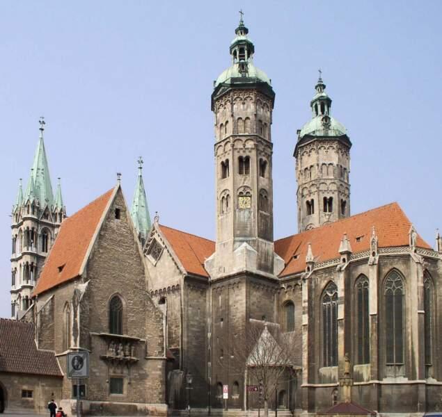 La cathédrale de Naumburg