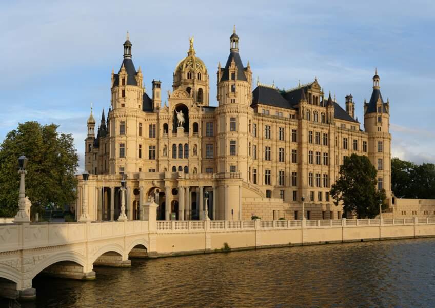 Le château de Schwerin