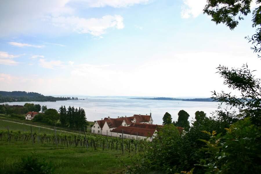Le lac de Constance