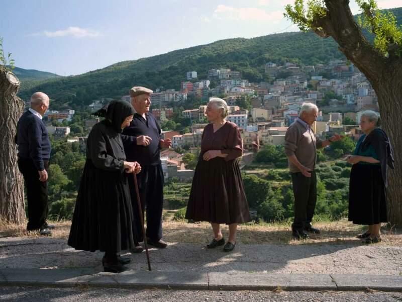 Villagrande, en Sardaigne, est l'un des villages où l'on compte le plus de centenaires