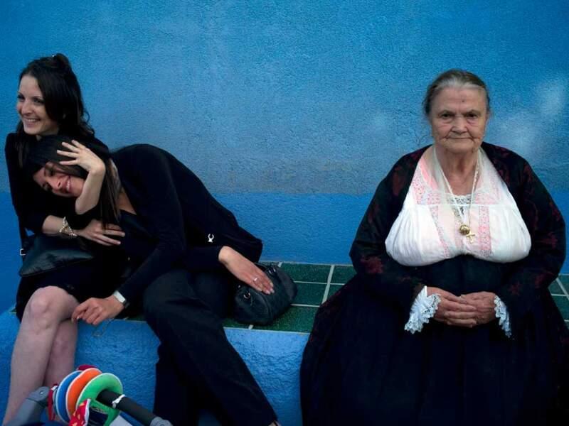 En Sardaigne, les générations se mélangent encore