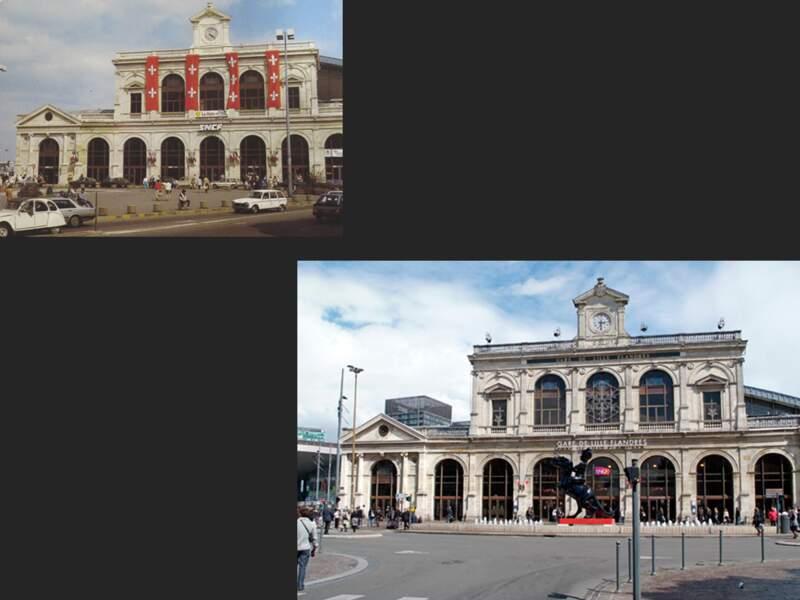 Gare de Lille-Flandres, Lille
