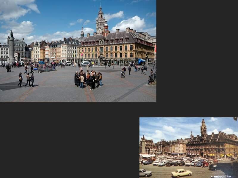 La Grand'Place et la Vieille Bourse, Lille