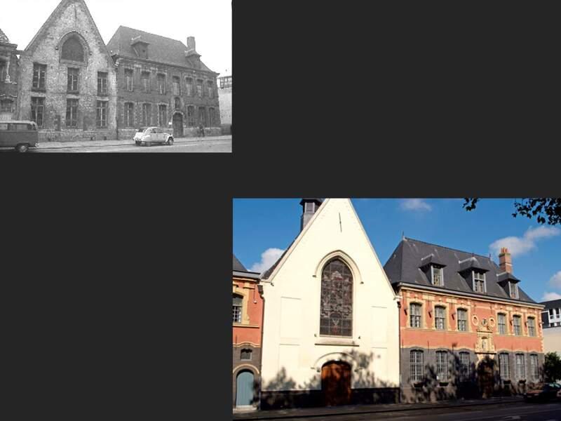 L'hermitage gantois, Lille