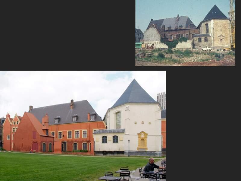 L'îlot Comtesse, Lille