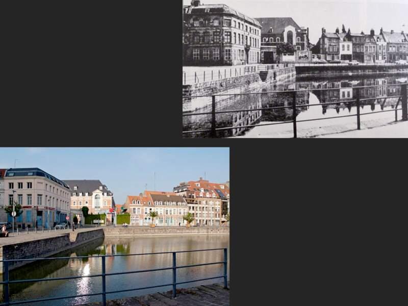 Le quai du Wault, Lille