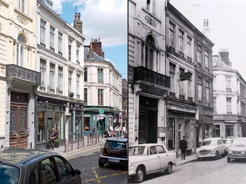 La rue Basse, Lille