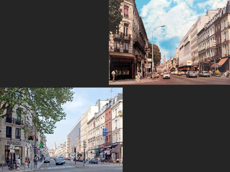 La rue Nationale, Lille