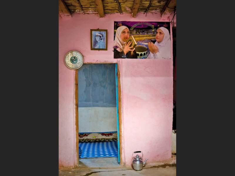 Religion chez les Berbères du Haut-Atlas, au Maroc