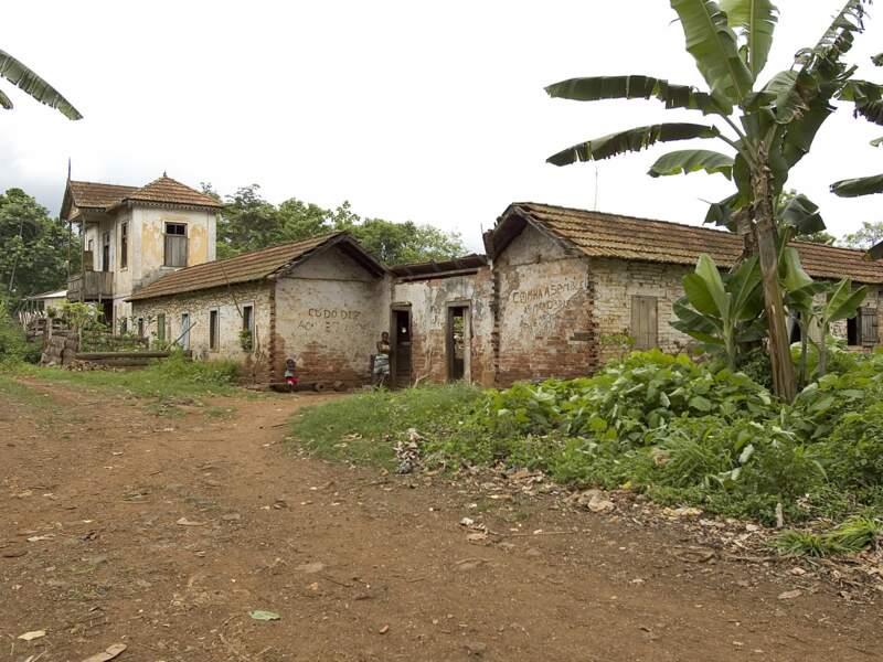 Les roças de Sao Tomé