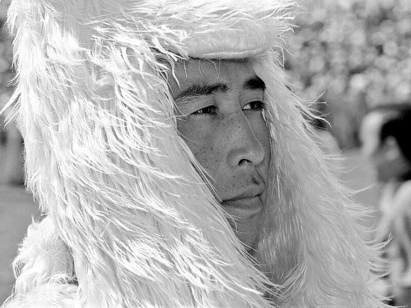 Le cheval est l'animal sacré des Iakoutes (République de Sakha, Sibérie, Russie).