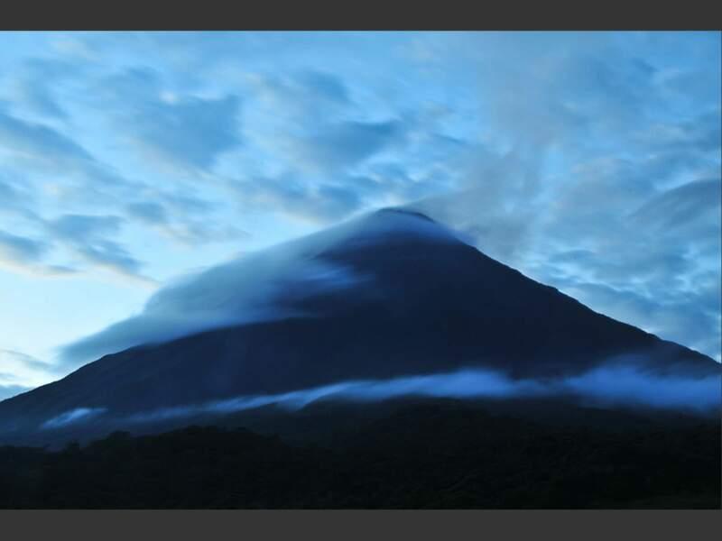 Le volcan Arenal ne dort que d'un oeil