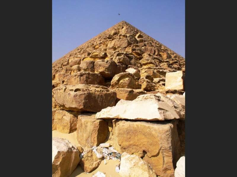 La pyramide de Khéops, aussi appelée la « grande pyramide », sur le plateau de Gizeh, en Egypte.