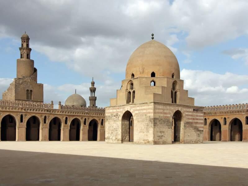 La mosquée Ibn Tulun