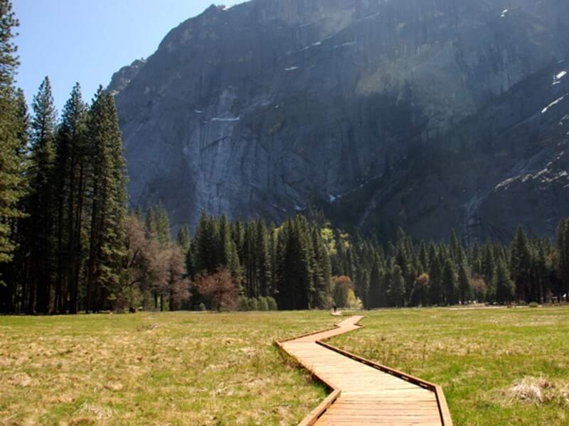 Yosemite est le plus vieux parc national des Etats-Unis