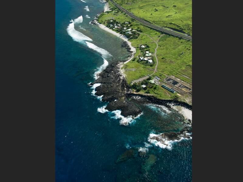 Pointe-au-Sel sur l'île de La Réunion