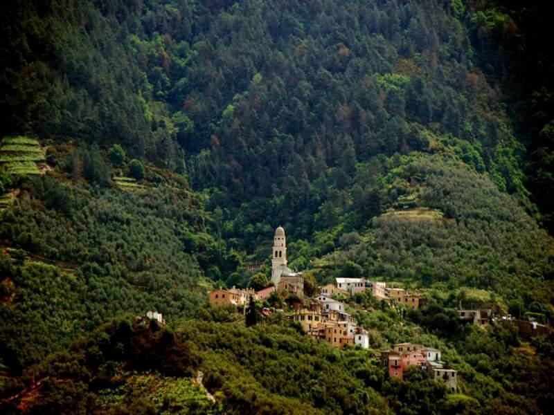 Levanto à Cinqueterre, Italie
