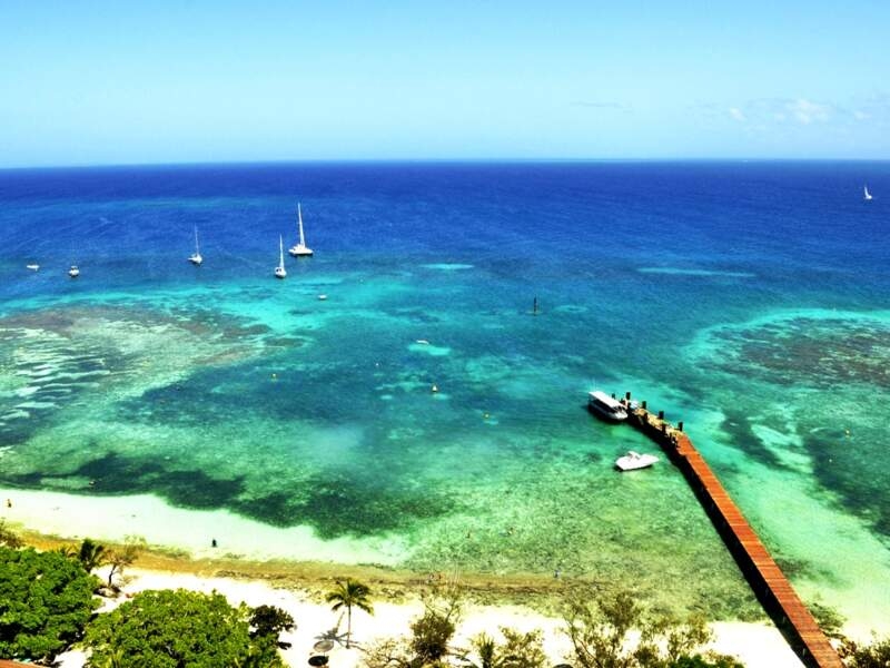 L'îlot du phare Amédée en Nouvelle-Calédonie