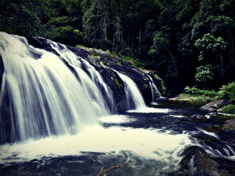 La cascade Farino en Nouvelle-Calédonie