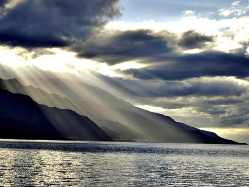 La côte d'Hienghène en Nouvelle-Calédonie