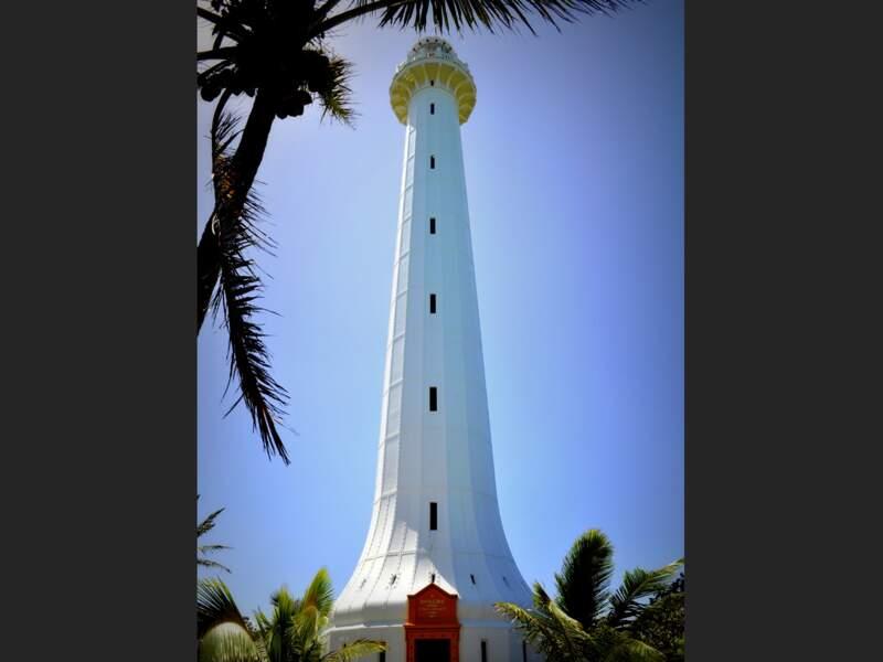 Le phare Amédée en Nouvelle-Calédonie
