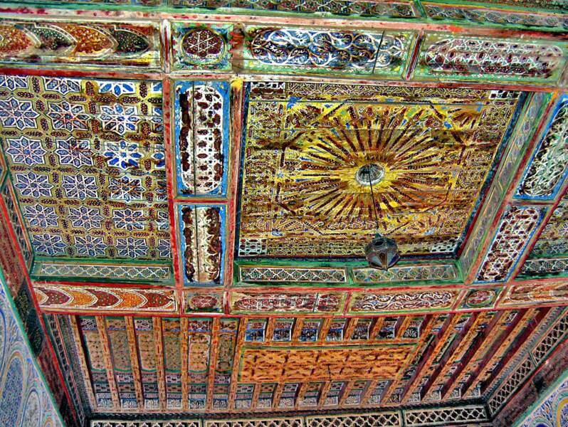 La kasbah de Taourirt, au Maroc