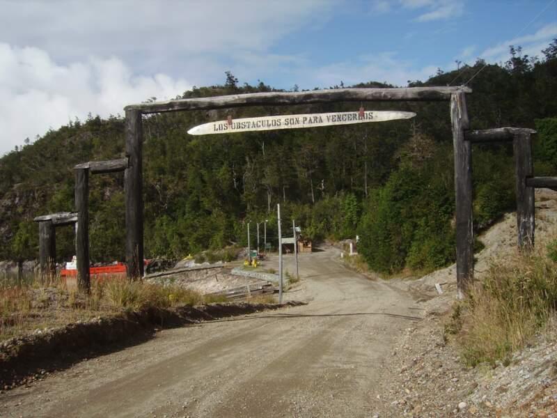 Une route semée d'embûches, créée par le Général Pinochet.