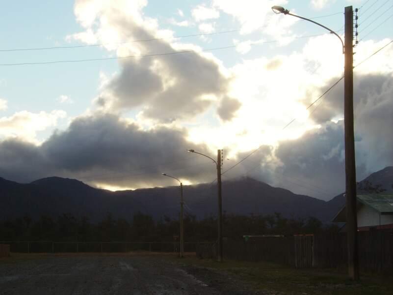 La Route de la Carretera Austral est barrée par les altiplanos