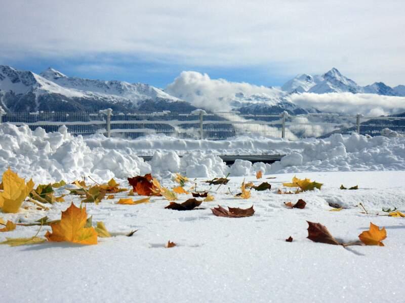 Montana, Suisse
