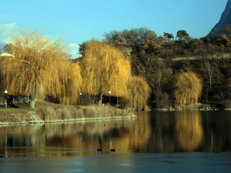 Lac de Géronde