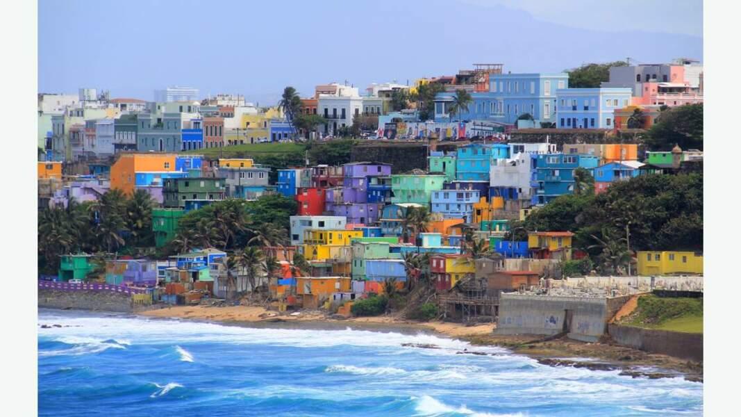 Les couleurs de San Juan, Porto Rico