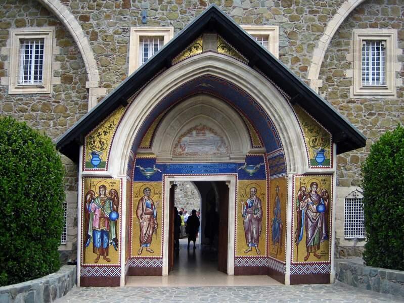 Le monastère de Kykkos