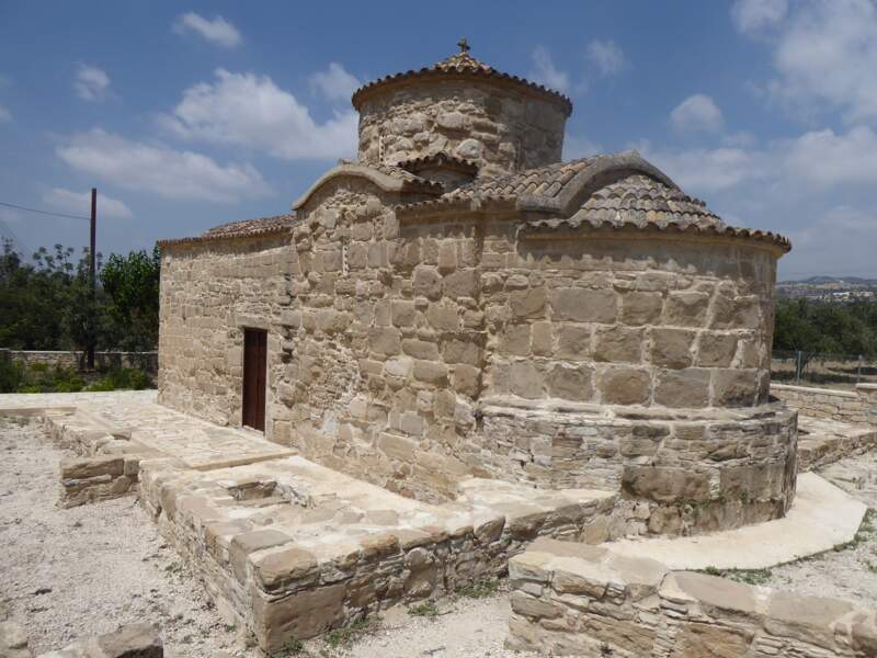 Le site archéologique de Choirokoitia